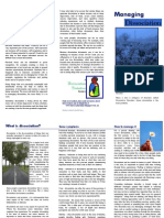 Managing Dissociation Brochure