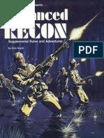Recon - Advanced Recon
