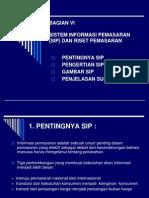 PEMASARAN VI
