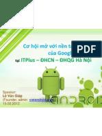 ITPlus.edu.Vn GiapLV Google Android 15.3