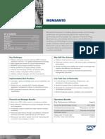 SAP BT Case Study Monsanto