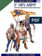 Osprey - Men at Arms 191 - Henry VIII Army
