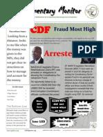Zimbabwe Parliamentary Monitor Issue 24