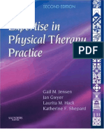 Expertise in Physical Therapy Practice 2nd Ed - G. Jensen, Et Al., Saunders 2007) BBS