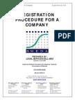 SMEDA Company Registration Process