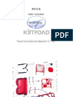9-Kinroad XT110GK (Newer Model) Parts Manual