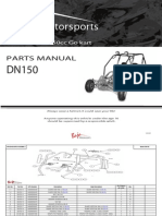 1-Baja Motor Sports DN150 Dune Parts Manual