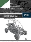 9-Baja DN150 BR150 Owners Manual
