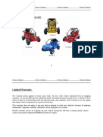 9-Kinroad XT150GK Users Manual