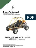 1-Carter_GTR 250-300 Parts Manual