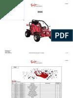 9-Carter Interceptor GTR 250 Parts Manual MODEL- Differential