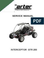 9-Carter Service Manuals GTR250