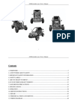 9-Kinroad XT250GK Sahara 250cc Owners Manual