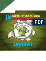 IV Salon Internacional de Humor Grafico de Lima (2011)