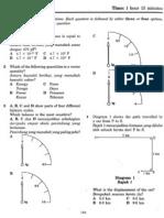 Spm 4531 2007 Physics p1 Berjawapan