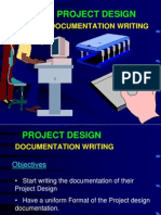 ECE Project Design Documentation