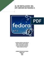 Manual Directory Server en Fedora 9