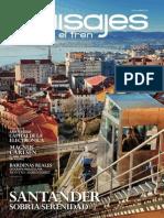 Revista  Paisajes desde el tren  (nº 256 Marzo 2012)