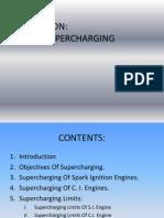 SEMINAR on Supercharging