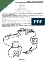 Spm 4531 2007 Physics p3 Berjawapan