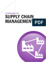 Brochure Supply Chain Management