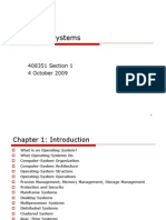 Operating Systems -ch1-F08