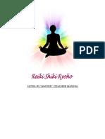 (eBook - PDF - Healing) Reiki Shiki Ryoho - Level III Manual