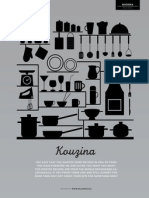 Kalofagas Recipes in Opa Magazine March 2012