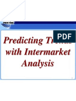 Predicting Trends Intermkt Analysis