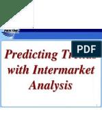 Predicting Trends Intermkt Analysis