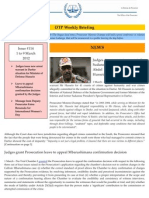 Weekly Briefing 1-9 March 2012 # 114
