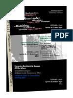 Avance del Programa del Museo de la Paz de Gernika y Gernika Gogoratuz, Centro de Investigación por la Paz, en el marco del 75º Aniversario del Bombardeo de Gernika