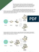 Jaringan Nirkabel Sangat Membantu Karena Jaringan Wireless Ini Membantu Anda Menggunakan Komputer Dan Terhubung Ke Internet Di Manapun