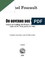 E-book-Foucault O Governo Dos Vivos