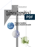 Química Cosmética I