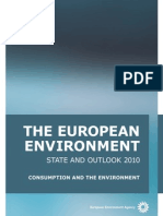 Consumption and Environment 2010