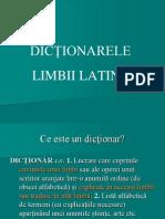 3.Latina Curs III Dictionar
