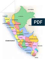 Universidades Del Peru + Mapa