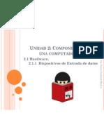 Dispositivos de Entrada_alamcenamiento_procesamientos de Datos