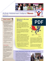 Active Retirement Ireland Newsletter 2008