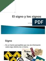El Signo y Los Signos