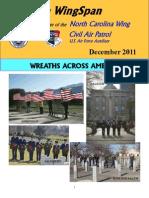 North Carolina Wing - Dec 2011