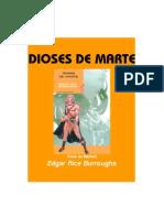 Burroughs, Edgar Rice - M2, Dioses de Marte