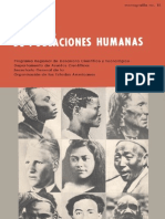 Genetica de Poblaciones Humanas