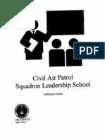 CAP Squadron Leadership School (1999)