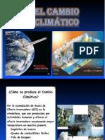El Cambio Climático - Compartir