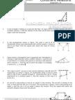 Constraint Relation Sheet -1 (26.08.2011)