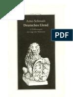 Arno Schmidt - Deutsches Elend