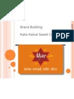 Brand Building Case Study