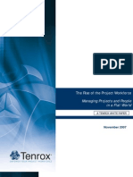 Whitepaper Rise of the Project Workforce